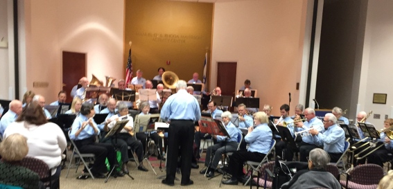 Concert at Cedar Village