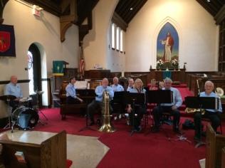 Dixieland Band Zion